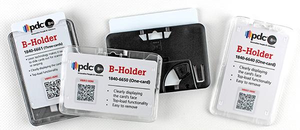 Porte-cartes B-Holder
