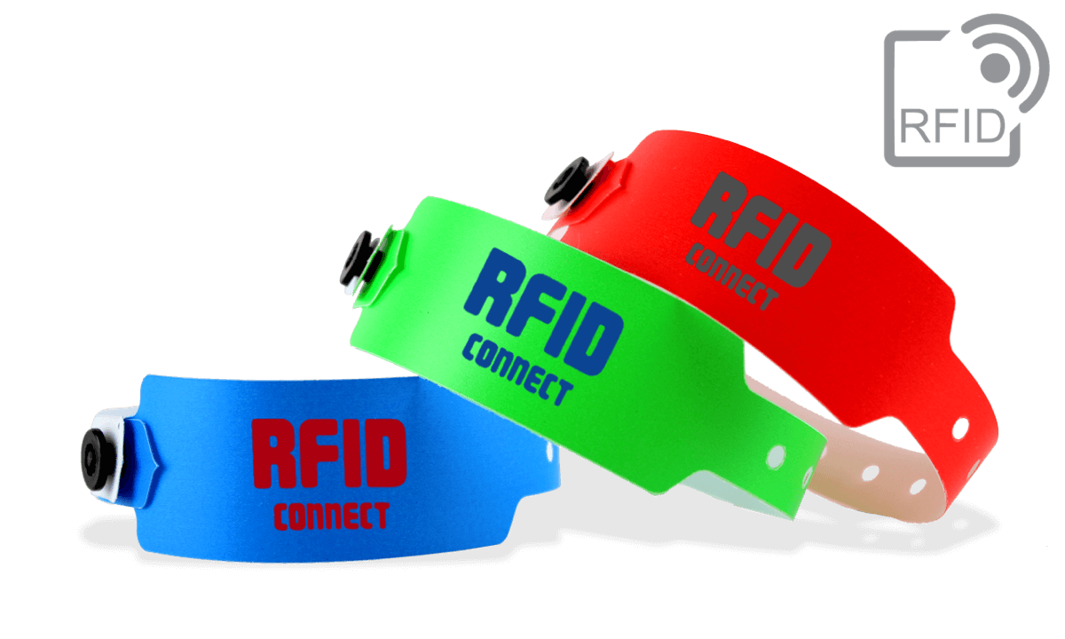 Bracelets RFID PDC Smart® Superband®