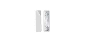 Attache Magnétique Adhésive - Coque Metallique