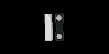 Attache Magnétique Adhésive - Coque plastique (2 Aimants)