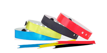 Bracelets en Vinyle 13 mm, sans impression