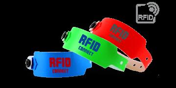 Bracelets RFID PDC Smart® Superband®