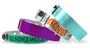 Bracelets holographiques